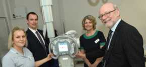 Stockton North MP visits local healthcare charity to discuss ways of keeping people out of hospital
