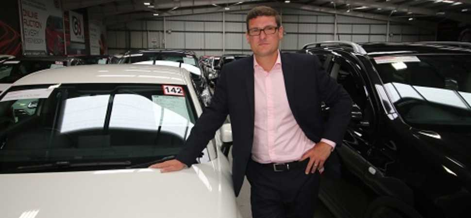 Senior hire announced at Leeds-based vehicle auction specialist G3