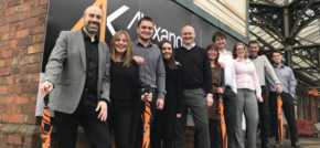 Accountants 'on track' with new Hale office