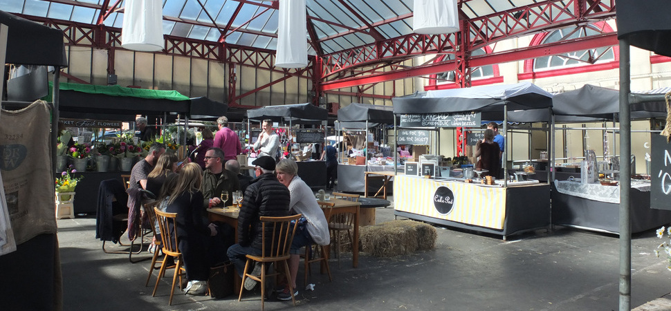 Can restaurants be the new driver for town centre regeneration?
