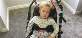 Flooring donation for Amber-May appeal