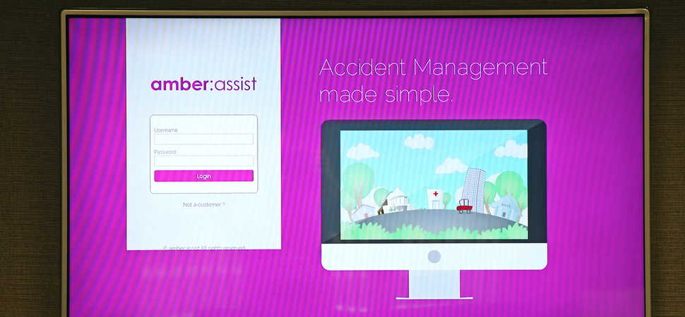 Amber Claims Management launches innovative online portal