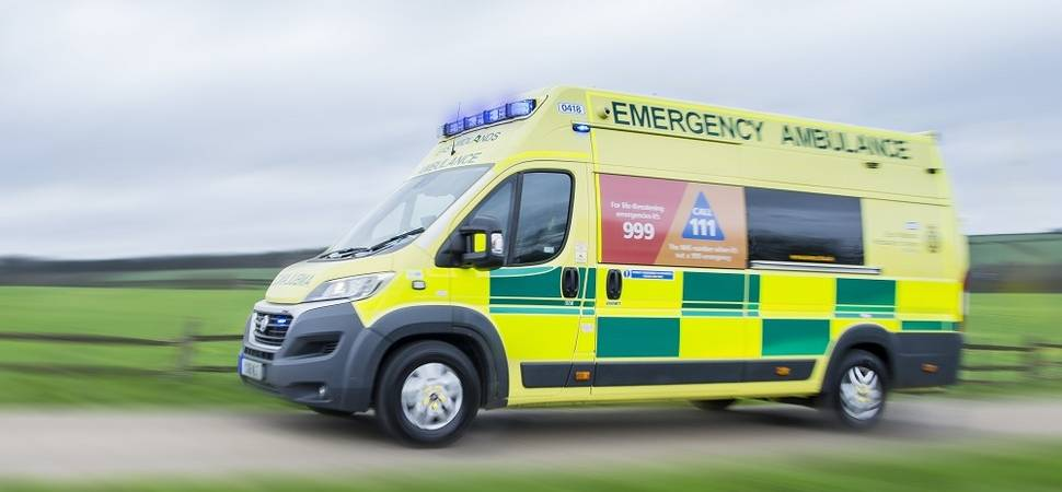Ambulance service improves tracking system thanks to software firm