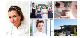 Interview with Amy Elles representing Scotland on Great British Menu 2020