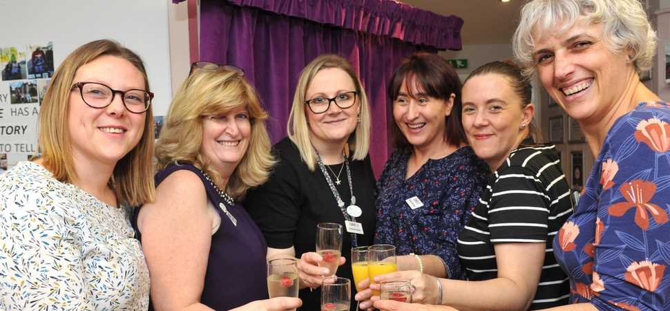Mills Meadows Care Home celebrates Outstanding result