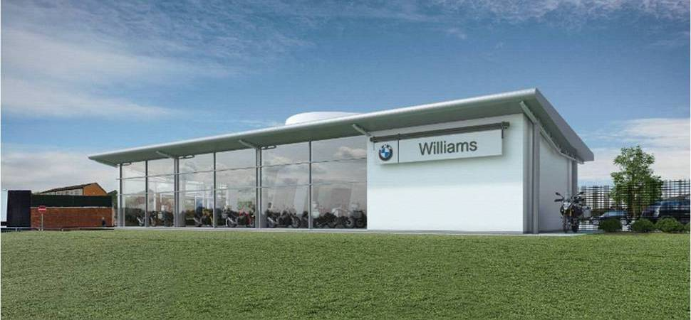Williams BMW Motorcycles Centre to Undergo Major Refurbishment
