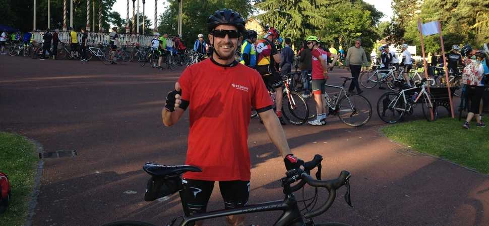 Redrow wheels out Stafford Sportive sponsorship