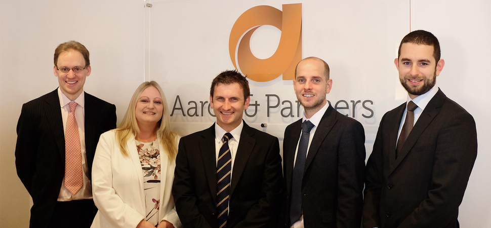 Fresh faces as Aaron & Partners announce new appointments and promotions