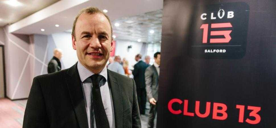 Club 13 Explores the Future of Sport and Business in Manchester