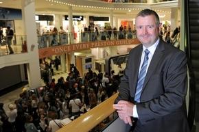 Centre manager shortlisted for national award