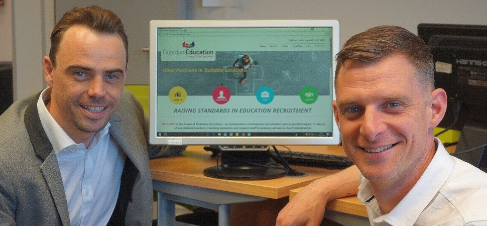 New Specialist Jobs Site Gives Work Boost to Manchester Primary Schools Staff