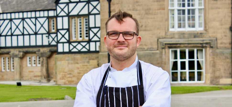 Leasowe Castle welcomes award-winning head chef