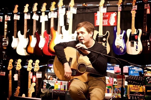 Merseyside music shop marks fourth birthday with Fender USA deal