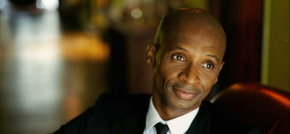 Exclusive Birmingham performance for X Factor's Andy Abraham