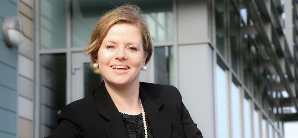 Bristol businesswoman is shortlisted for an award for 'super achievers'