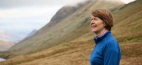 Cumbrian Granny set to make a world record.