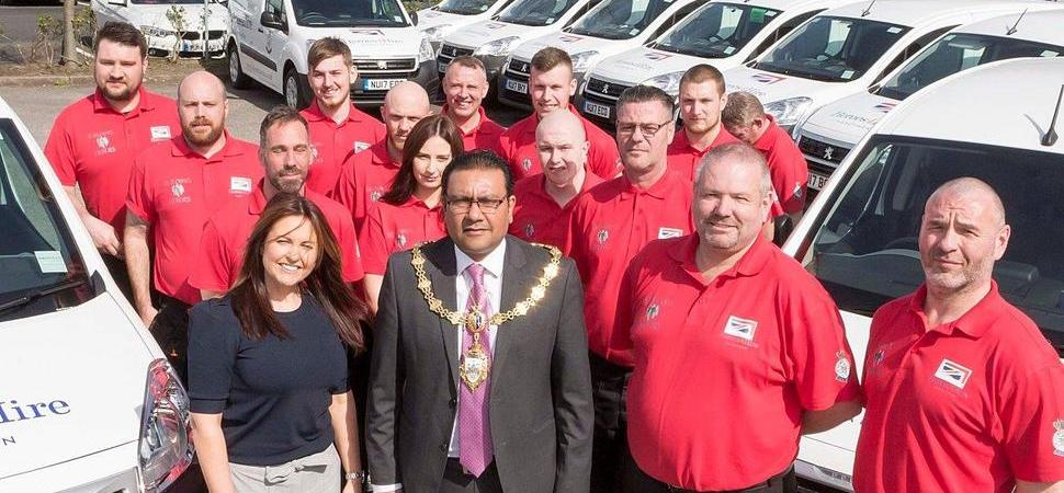 Heroes4Hire-Handymen Partner With BizWizUk to Tackle Veteran Job Crisis