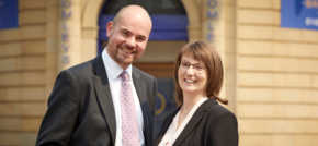 Duo strengthen childcare team at Tameside law firm Bromleys