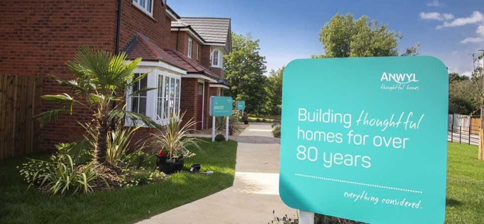 Anwyl opens three stunning showhomes at Carr's Rise in Prescot
