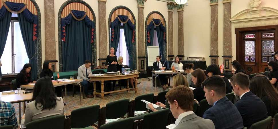 Solicitors and students team up to host mock employment tribunal