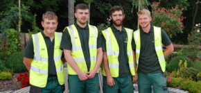 Wynyard Park welcomes new green fingered recruits
