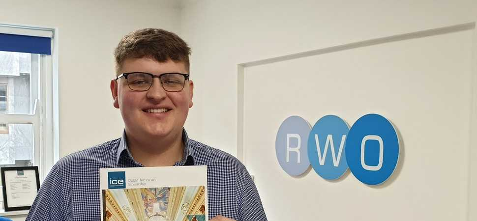 Scholarship win for Leeds engineering apprentice