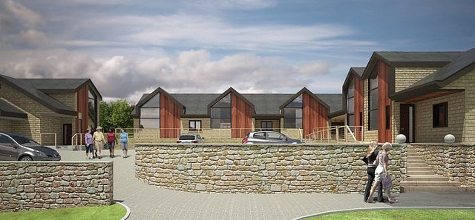 Luxury retirement homes unveiled in pioneering project