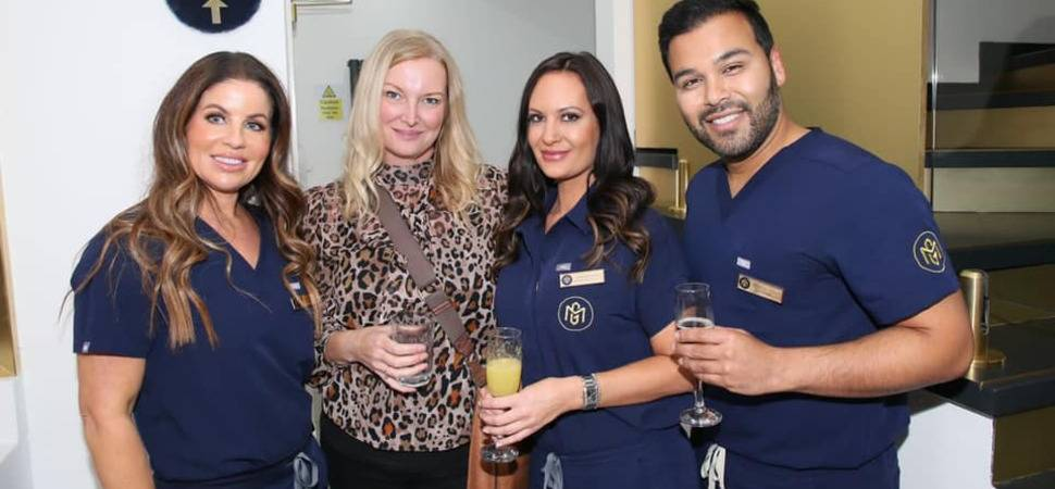 TV doctor Dr Arun Ghosh delighted with Ghosh Medical Group soft launch