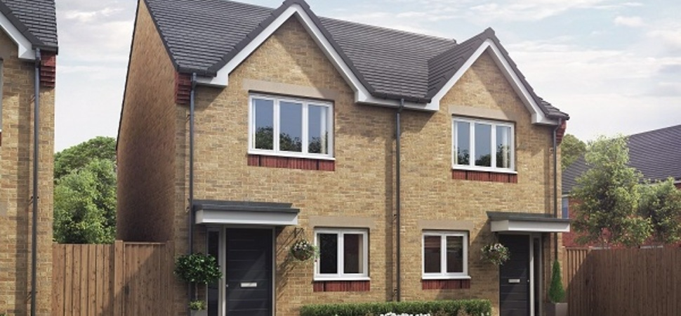 Linden Homes' Gorton Development proves popular with flurry of off-plan sales