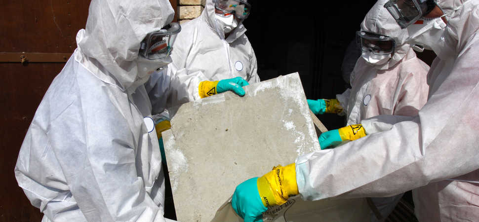 Asbestos cases in the construction industry