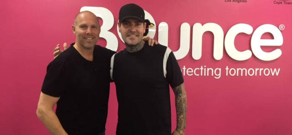 Shane Lynch joins Bounce to help UK be happier, healthier and better protected