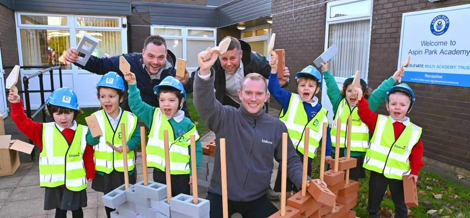 Eddisons education team delivers £500,000 improvement project for primary school