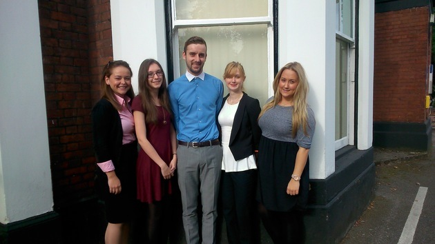 Cheshire company Aspire-Education is officially Youth Friendly'