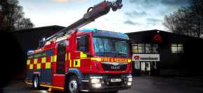 Lancashire Fire and Rescue Service purchases fire engines from Yorkshire