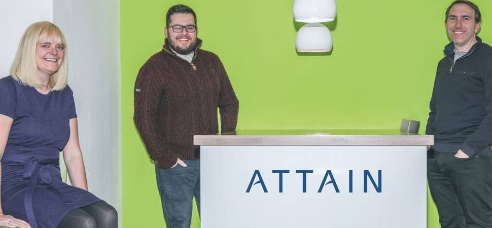Global software company acquires Wigan-based digital marketing agency ATTAIN