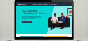 New Accessible Careers Site for Auto Trader by magneticNorth