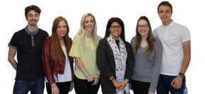 Cheshire-based Aviate welcomes six new apprentices