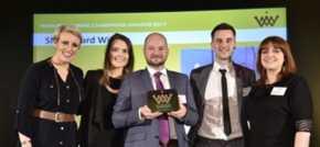 North East manufacturer Elfab wins champions award for SME innovation