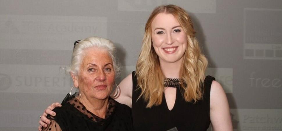 Caroline Stevenson, Founder of Foodinate, Wins Entrepreneur of The Year Award