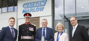 Cornish company Watson-Marlow presented with Queen's Award for Enterprise