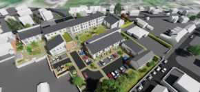 Would-be tenants invited to sign up at open day for £12m landmark Denbigh extra