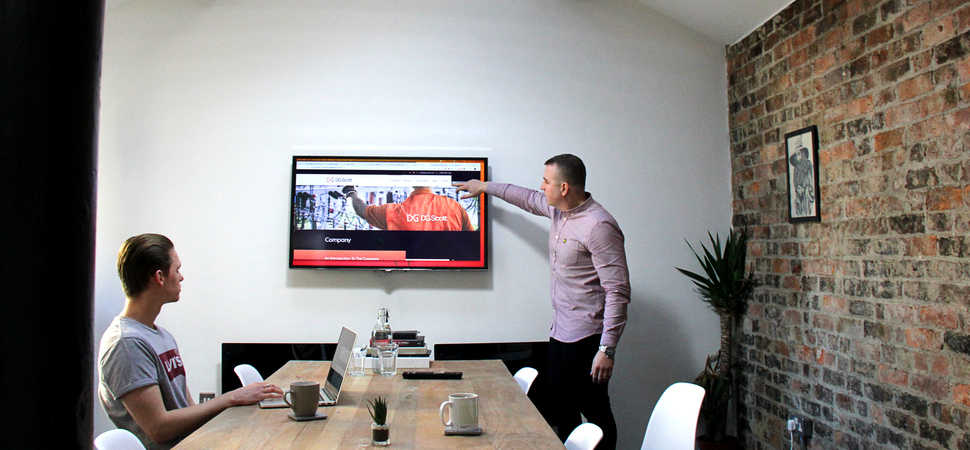 Huddersfield branding agency lands six new clients