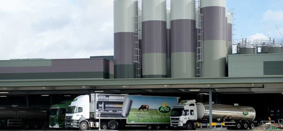 McDonalds UK invests three quarters of a million to support Dairy & Arla farmers