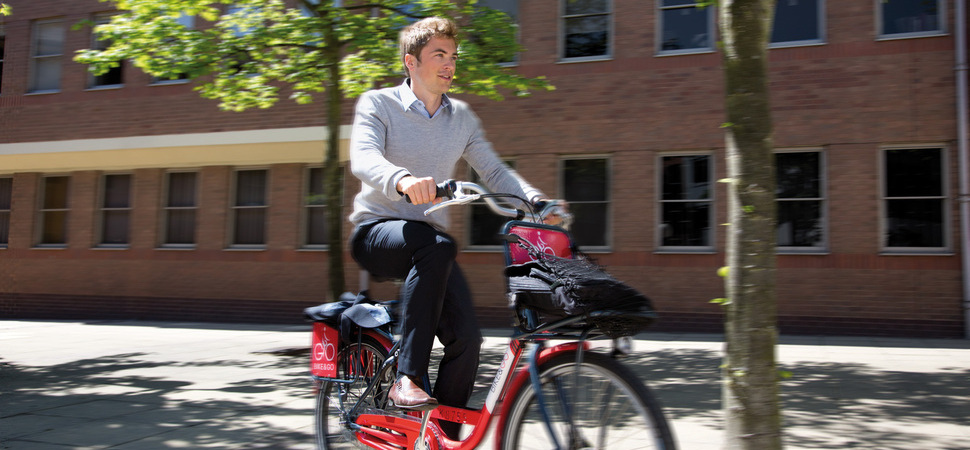 Bike & Go offers free bike hire to mark Cycle to Work Day