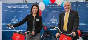 Bike & Go launches first non-station bike hire facility in Wirral