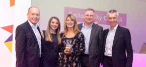 Mason Advisorys win at the Salford Business Awards