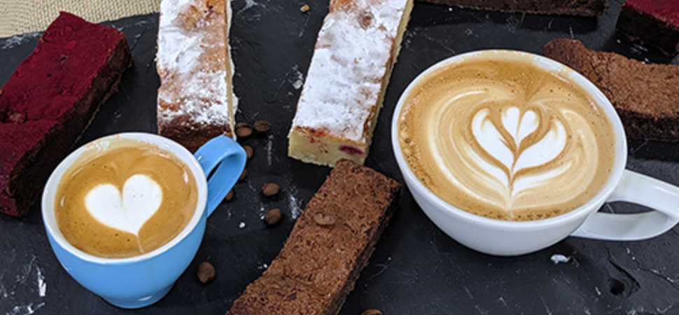 Bakes and Brews - learning how to make perfect choc brownies and brush up on your home barista skills