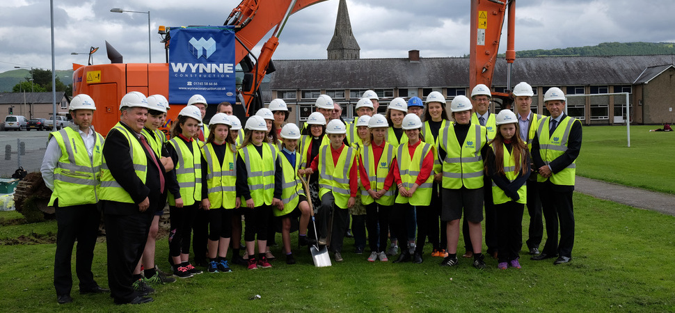 Wynne Construction starts four new projects worth £30m