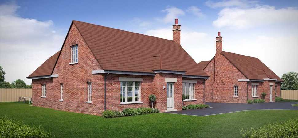 Developer breaks new ground with first new homes to be sold this millennium in Yorkshire village