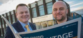 Transmit Start-Ups Announces North East Partnership with Baldwins